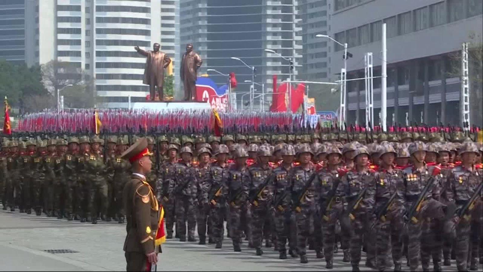 北朝鮮問題。ルビコン川手前の極東地域