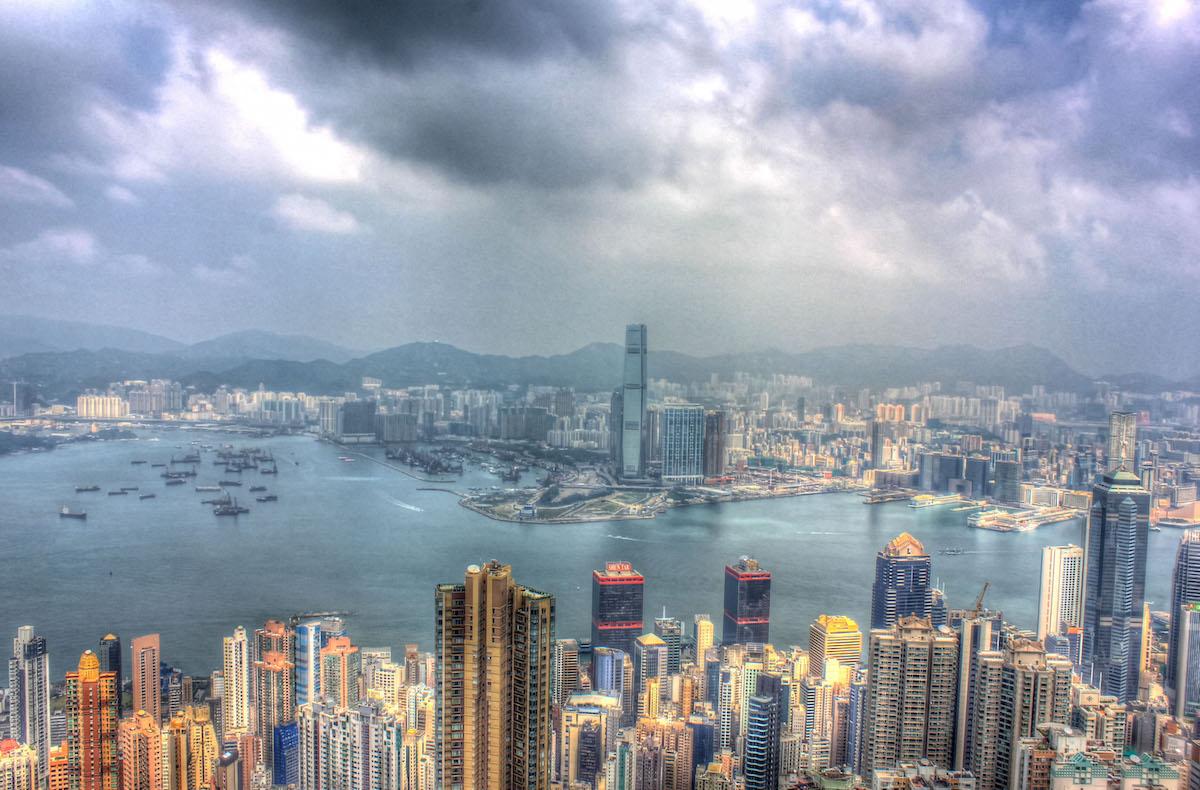 香港法人。世界有数の利便性を備えたその機能