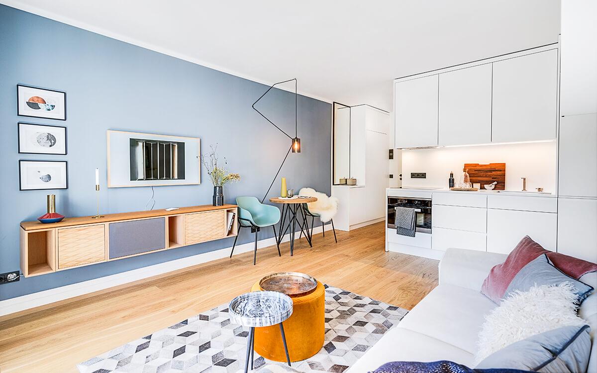 ドイツ・ベルリンの不動産物件「ビューティックアパートメント(Beautique Apartments)」