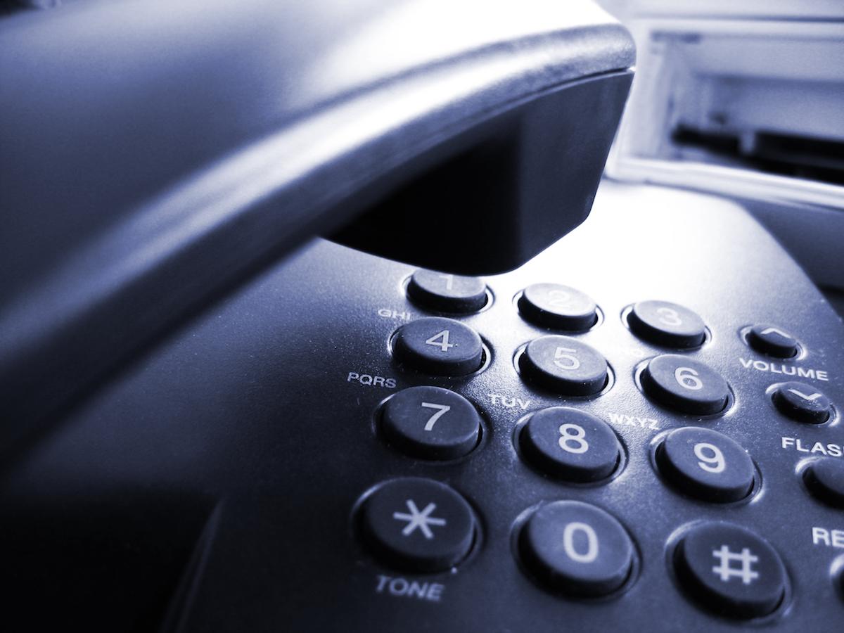 2019年1月、HSBC香港からの電話による個人情報確認の状況