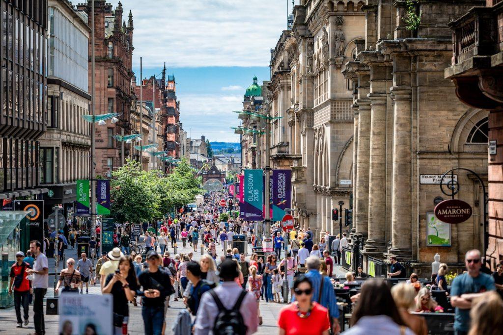 スコットランド・グラスゴーの不動産物件「ベル・ストリート(Bell Street)」