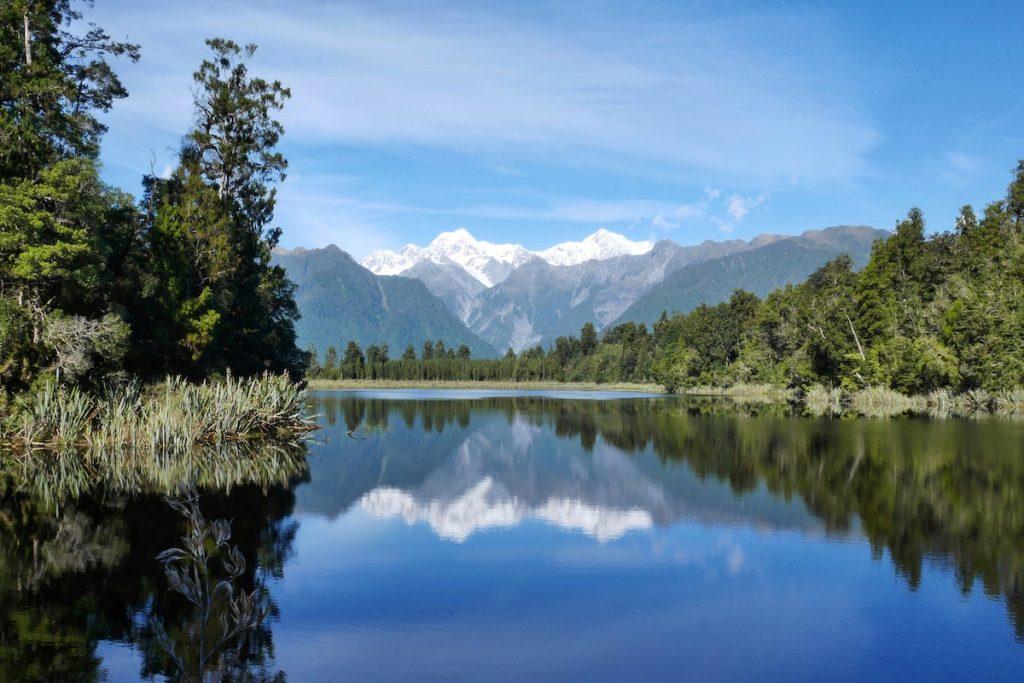 ニュージーランド。金融市場が堅調に推移する中堅先進国への投資